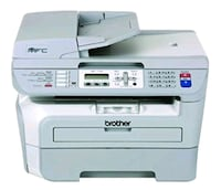Brother MFC 7340 Laser Printer w 2 Cartridg Adelphi