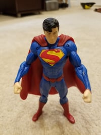 DC Collectibles Superman Action Figure Springfield