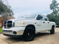 Used This Truck Looks Great But Has Engine Issue White