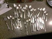 stainless steel spoon and fork set Las Vegas, 89110