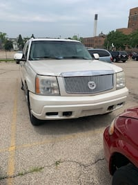 Cadillac - Escalade - 2002 Milwaukee