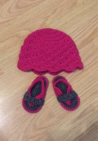 Crocheted 0/6mo. Set Orlando, 32822