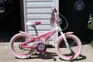 "Girls 16"" Schwinn Twilight Bicycle"