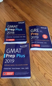 GMAT and GRE Prep $15 each Decatur, 30033