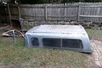 Truck bed cover with windows  South Bend