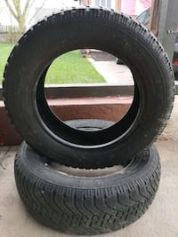 Nordic Good Year winter Tires 215/65R17 X2