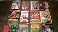 Collector's horror DVD's