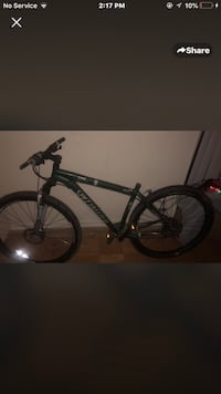 Specialized 29er bike price negotiable
