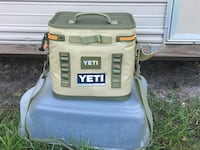 white and brown Yeti bag Mary Esther, 32544