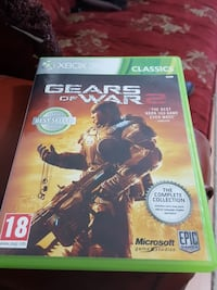 X BOX 360 GEARS OF WAS 2 Birlik Mahallesi, 34230