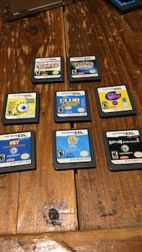 Assorted ds games Oakville, L6M 3W7