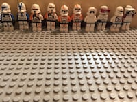 Lego clone troopers Riverdale, 20737