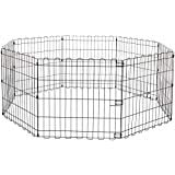 Foldable and Mobile Pet Playpen