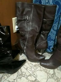 Size 5.5 -6 Womens Boots East Providence, 02915