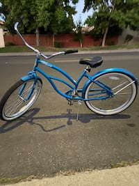 Bike for outdoor ride