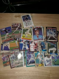 1960's Baseball Cards (87 cards) (1.50 each) Los Angeles, 90033