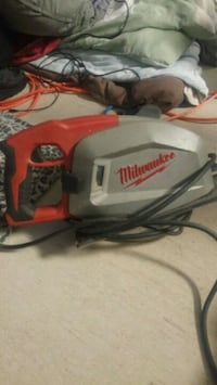 red and gray Milwaukee power tool Grande Prairie, T8V 6Y1