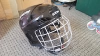 CCM FL40L Full face Ice /Roller Hockey Helmet  VANCOUVER