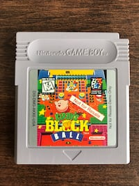 Kirby's Block Ball Not for Resale Version for Nintendo Game Boy Annapolis