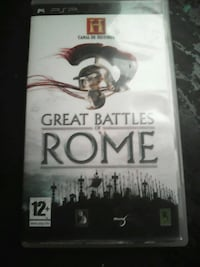 PSP Great Battles of rome Barcelona, 08003
