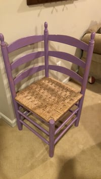 Lilac corner chair Washington, 20020