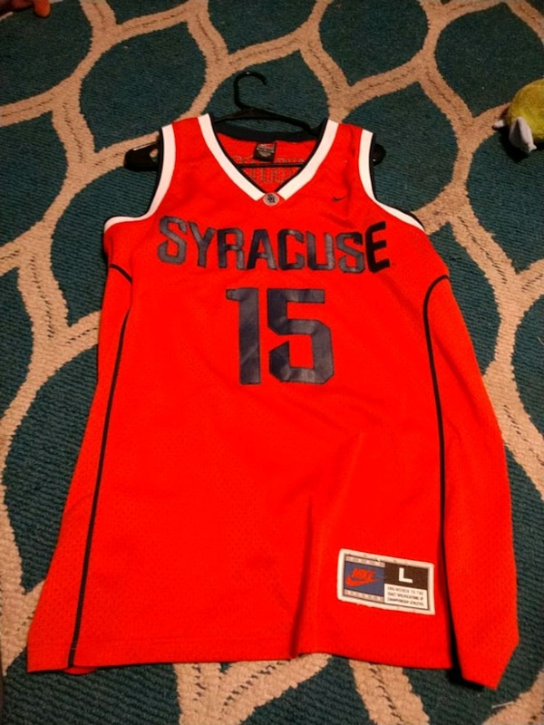 promo code 71ee3 fe3f7 Syracuse Orange Carmello Anthony jersey