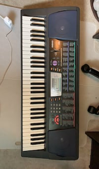 Casio CTL-501 Keyboard electric comes with cables  Halton Hills, L0P