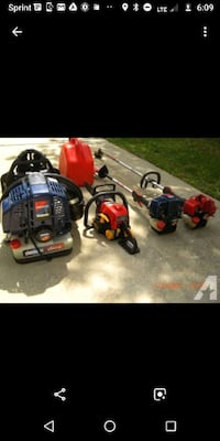 black and red power tool set Puyallup, 98373