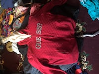 Guess lady jacket only wear few times XL Size  Edmonton, T6T 0M3