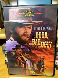 The Good, The Bad and The Ugly.  DVD Virginia Beach, 23464