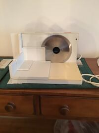 Electric Meat Slicer by Oster  Oakville