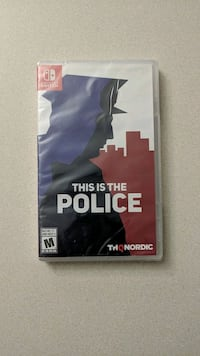 Nintendo Switch This is the police  Brampton, L7A 3K5