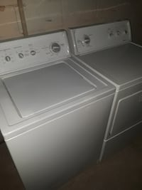 white clothes washer and dryer set Tucson