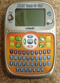 New VTech ABC text and go toy Harrison, 07029