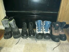 Boots different sizes price will be in details