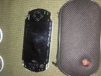 Used psp with game lot condition 7/10