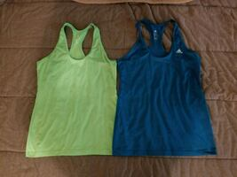 new Adidas tanks size medium
