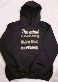 THE MIND IS EVERYTHING HOODIE 3122 km