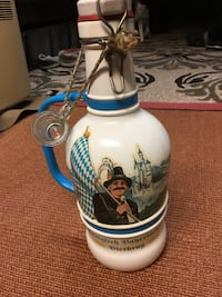 I'm selling a antique German beer stine mint Mississauga, L5H 2M7