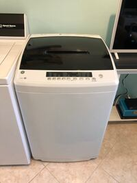 GE portable washer large capacity top rated New York, 10465