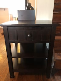 Crate & Barrel Nightstand New York, 11221