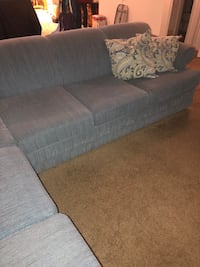 Large Sleeper Sectional