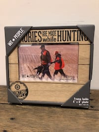 Hunting Picture Frame Bolton, L7E 3K2