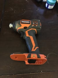 Rigid X4 impact driver Kitchener, N2E 3C1