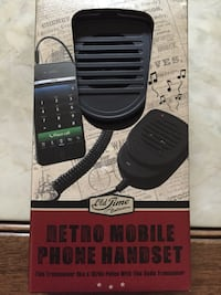retro wired handset cb radio transceiver for iphone Houston, 77339
