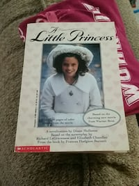 Little Princess book 27 km