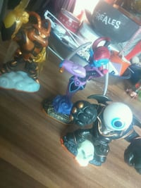 Skylanders Giants Eyes Brawl , Ninjini et Swa Tournan-en-Brie, 77220