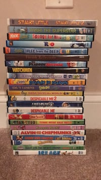 DVD Lot 23 movies Woodbridge, 22193