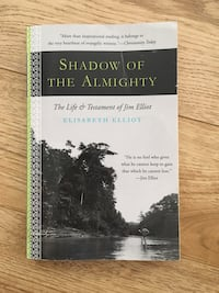 Shadow of the Almighty book