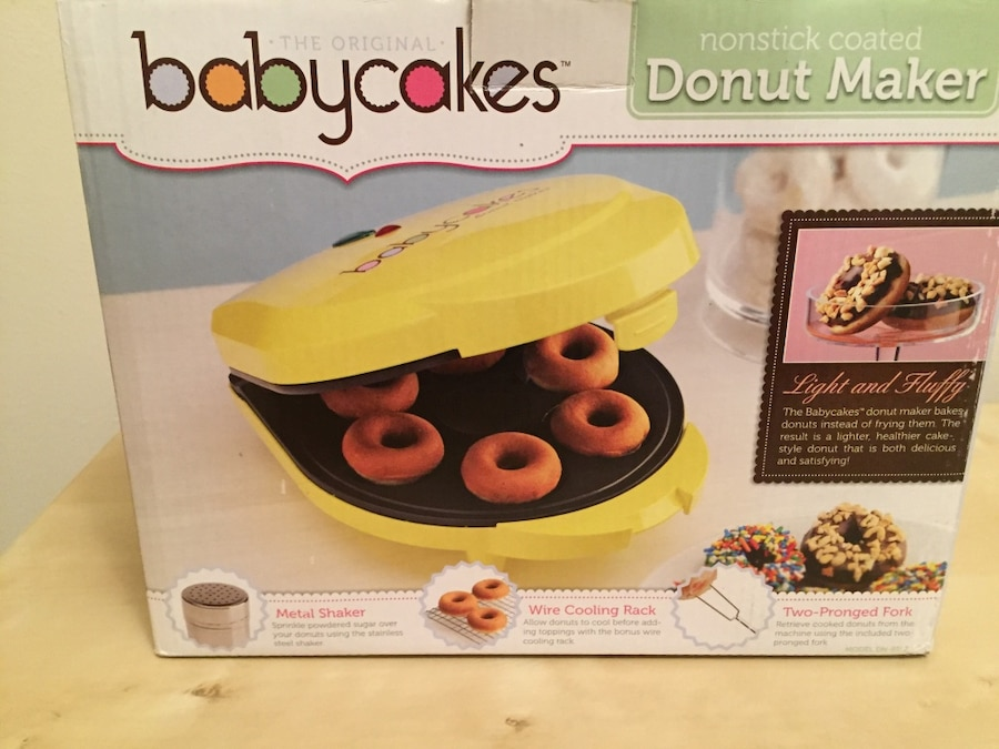 Brand New Babycakes Donut Maker - Castle Point